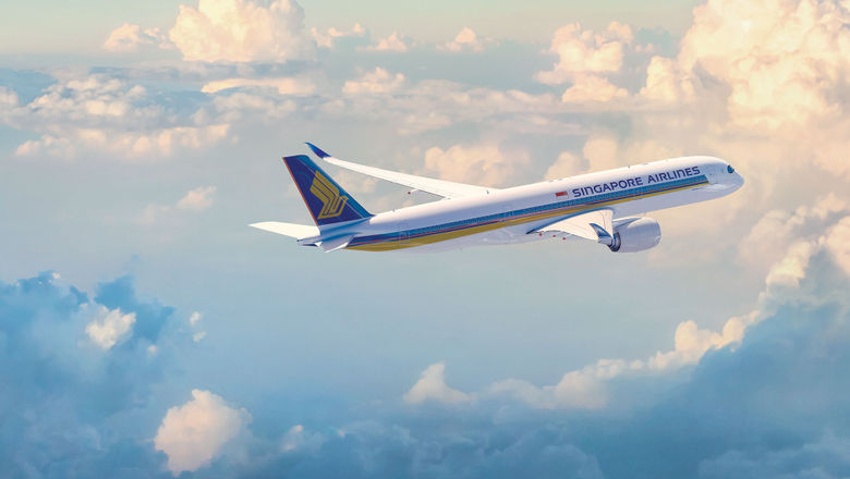 Singapore Airlines is the only carrier currently serving the U.S. from Singapore.