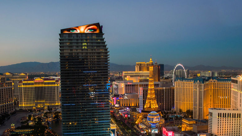The Blackstone Group is selling the Cosmopolitan of Las Vegas in a $5.65 billion deal.
