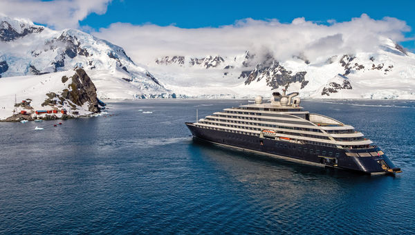 The Scenic Eclipse will get a late start in Antarctica, operating cruises from Ushuaia beginning Jan. 7.