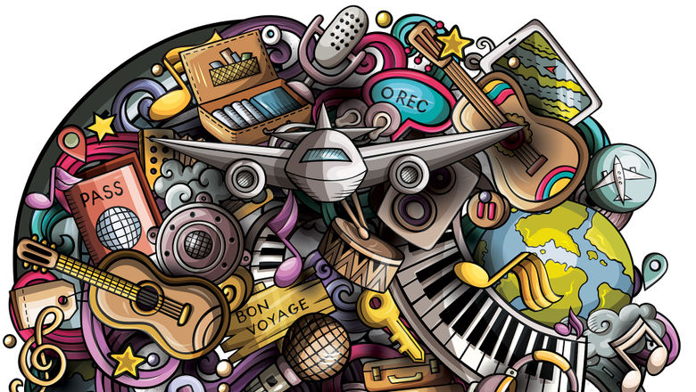 Music and Travel