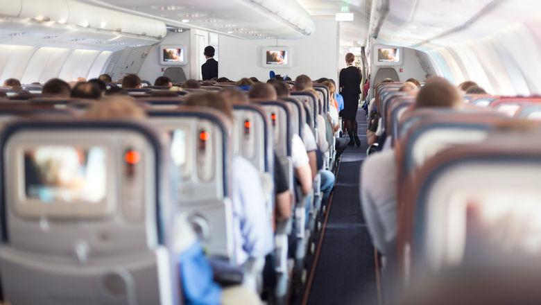 Airline seats [Credit: Matej Kastelic/Shutterstock.com]