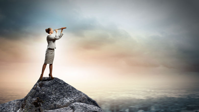 Business vision [Credit: ESB Professional/Shutterstock.com]