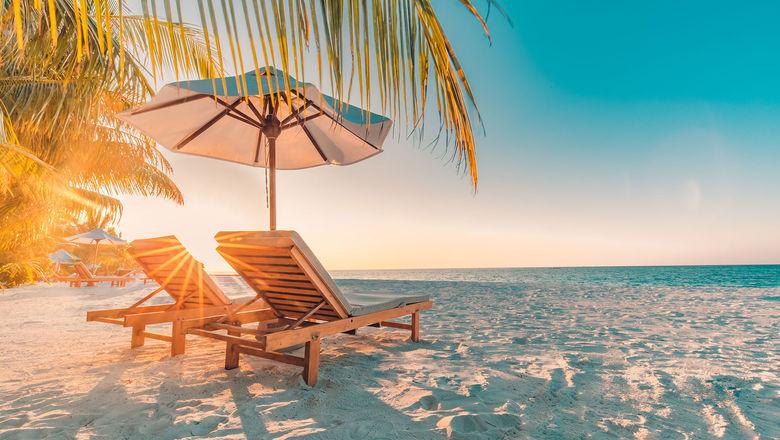 Caribbean beach [Credit: Iceman Photos/Shutterstock.com]