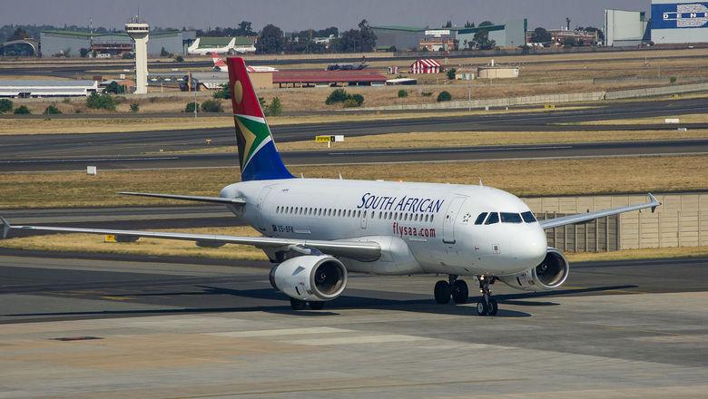 South African Airways [Credit: LO Kin-hei/Shutterstock.com]