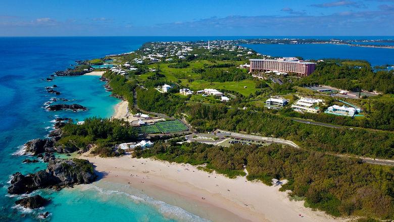 Southampton Bermuda [Credit: Brookgardener/Shutterstock.com]