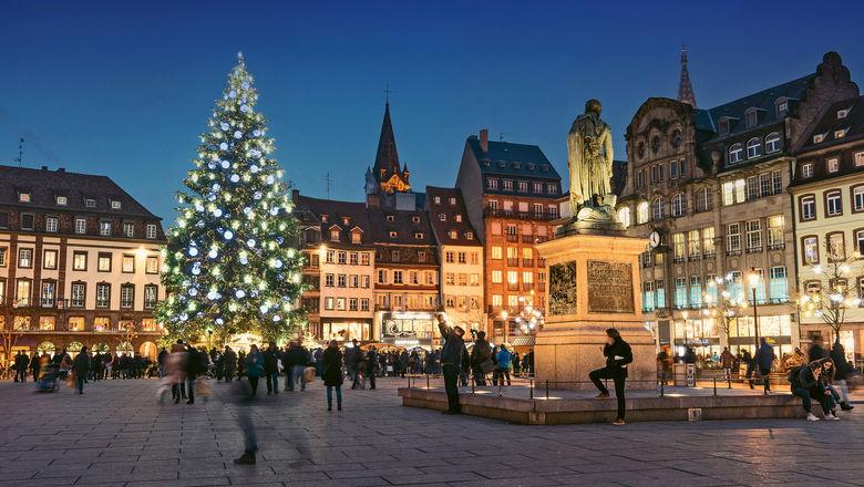 Strasbourg Christmas Market [credit: HUANG Zheng/Shutterstock.com]