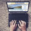 cruise booking [credit: David MG/Shutterstock.com]