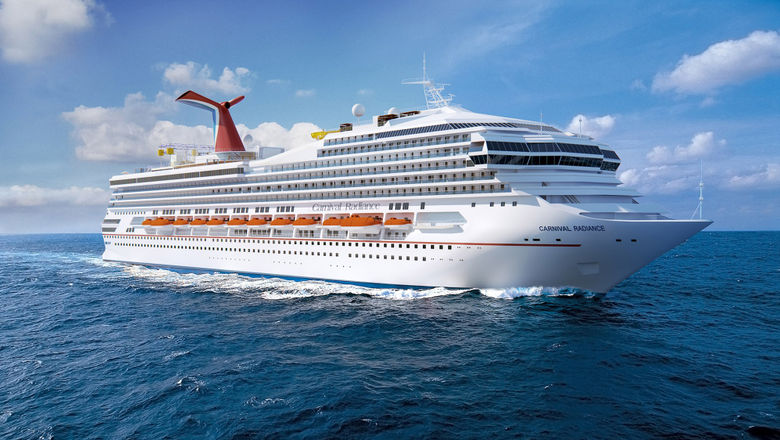 The Carnival Radiance will have all of the line's Fun Ship 2.0 dining, beverage and entertainment spaces.