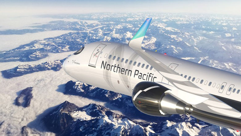 Northern Pacific Airways will be based at Anchorage's Ted Stevens International Airport.