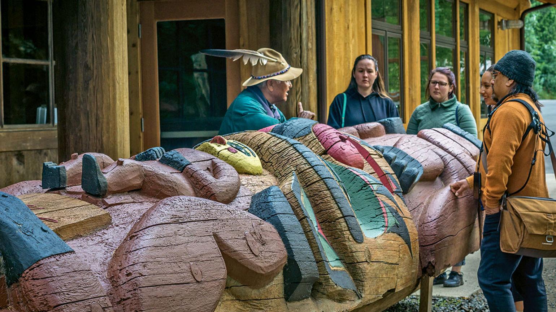 U.S. park service, tourism group partner to highlight tribes
