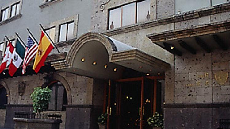Hotel De Mendoza Exterior
