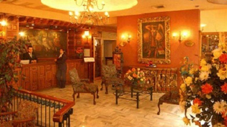 Hotel De Mendoza Lobby