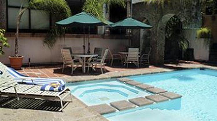 Hotel De Mendoza Pool