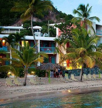 Bolongo Bay Beach Resort