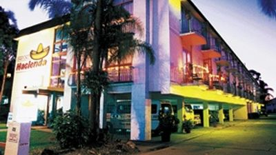 Airport Hacienda Motel