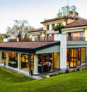 Villa Sassi Hotel