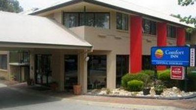 Central Deborah Motel Bendigo