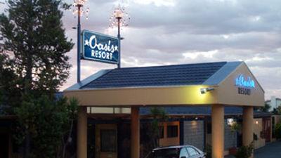 Oasis Beach Resort Motel