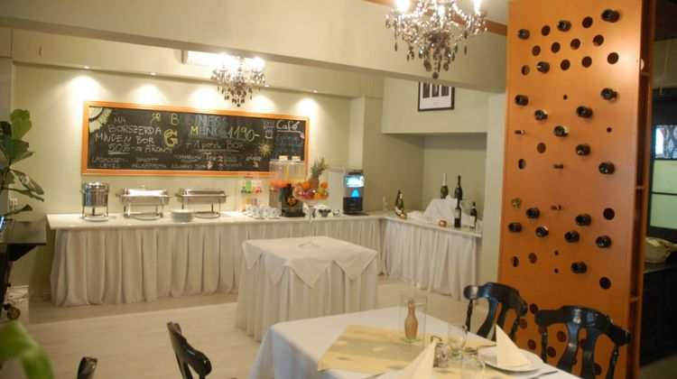 Hotel Gloria Budapest Banquet