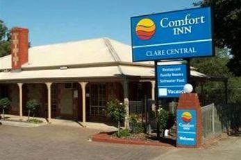 Clare Central Motel