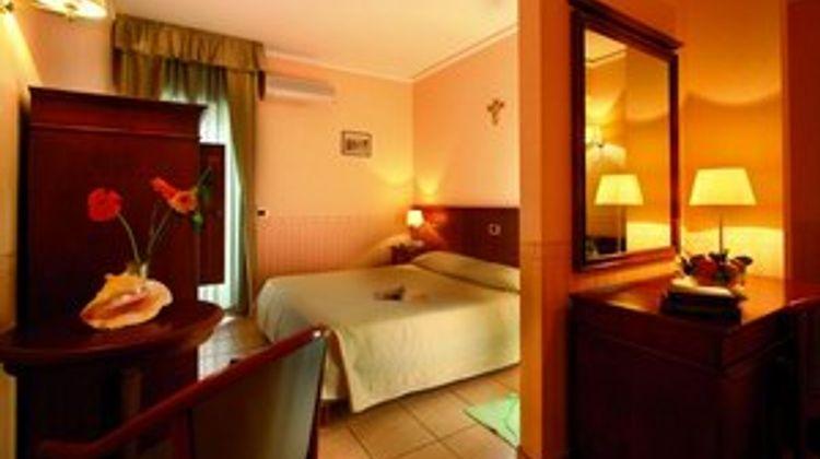 Hotel Santa Lucia Room