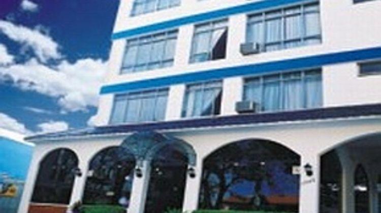 Hotel Mirante Exterior
