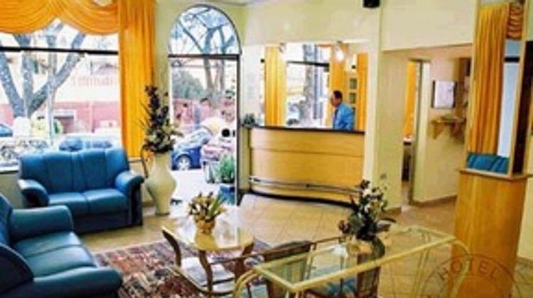Hotel Mirante Lobby