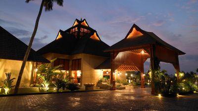 Zuri Kumarakom Kerala Resort & Spa