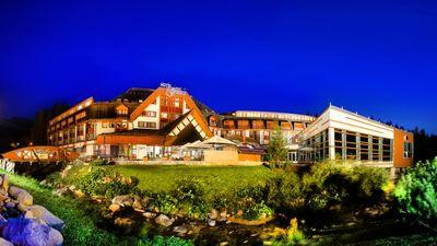 Wellness Hotel Grand Jasna