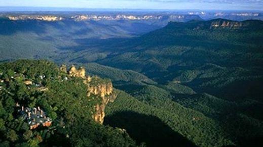 Katoomba, New South Wales, Australia