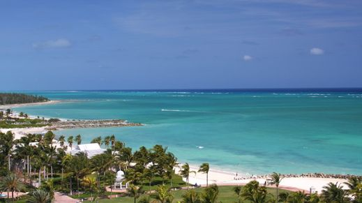 Freeport, Grand Bahama Island, Bahamas