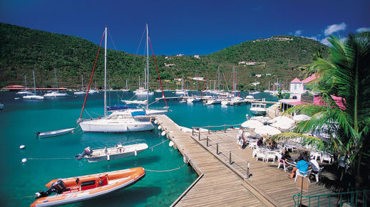 Tortola Island, British Virgin Islands