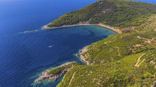 Elaphite Islands, Croatia