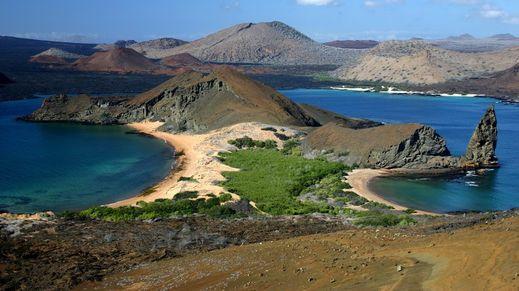 Bartolome, Galapagos Islands, Ecuador