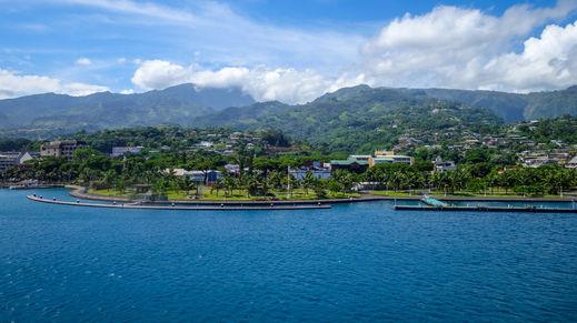 Papeete, Society Islands, French Polynesia