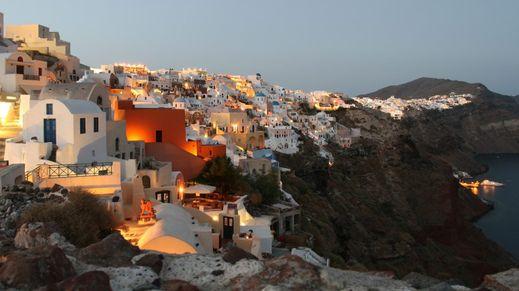 Santorini Island, Cyclades Islands, Greece