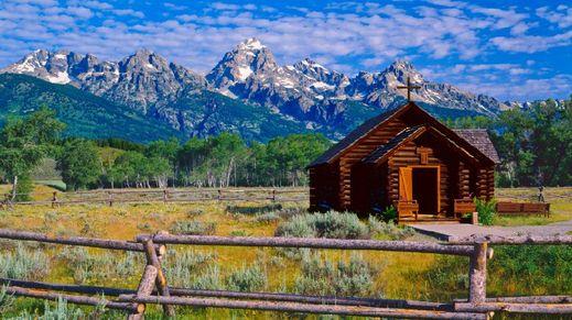 Jackson Hole Resort Area, Wyoming
