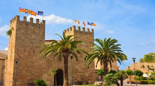 Alcudia, Mallorca Island, Balearic Islands, Spain