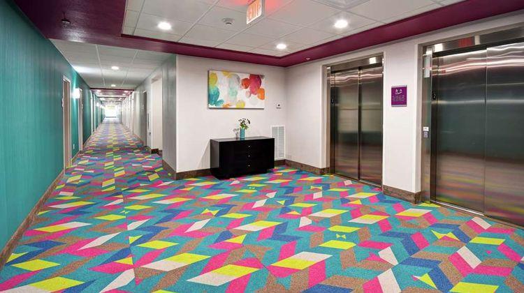 Home2 Suites Oklahoma City Airport Lobby