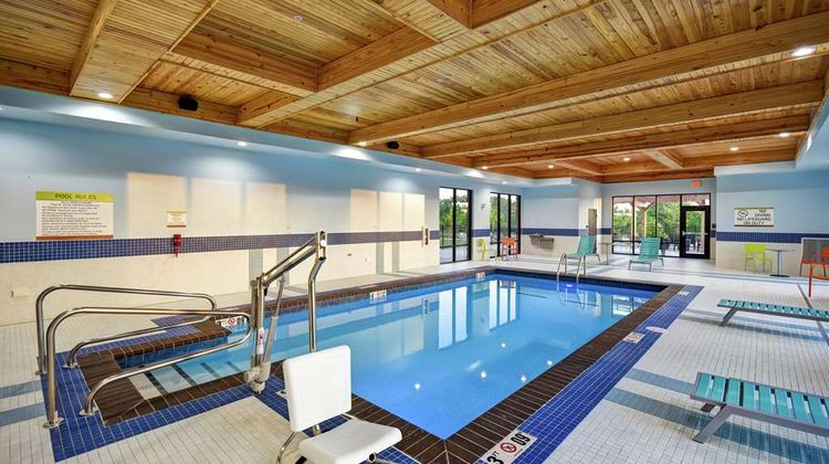 Home2 Suites Oklahoma City Airport Pool