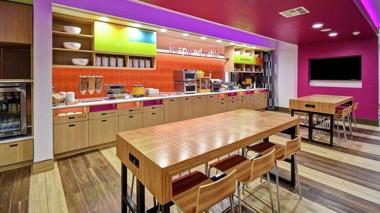 Home2 Suites Oklahoma City Airport Restaurant
