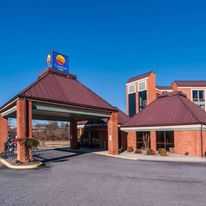 Comfort Inn Virginia Horse Center