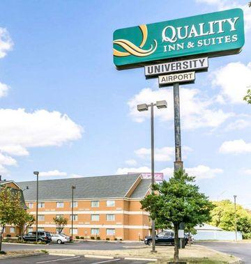 Quality Inn & Suites University/Airport