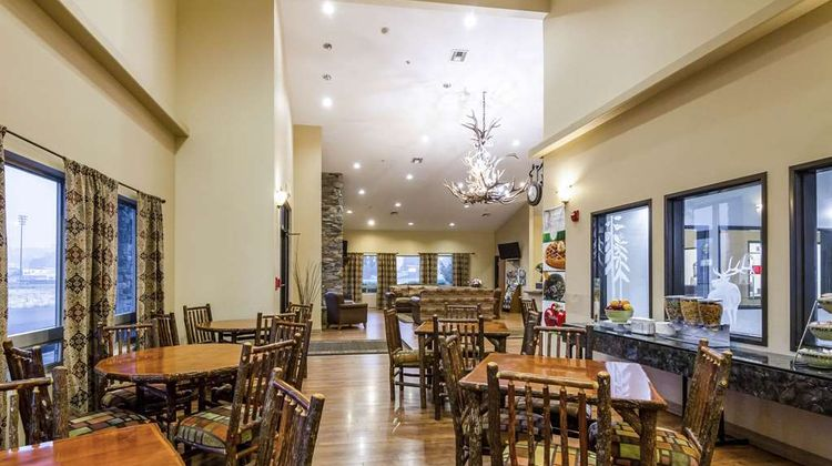 Quality Inn North Park Lodge Restaurant