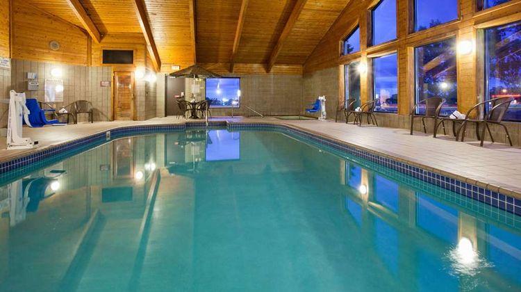 AmericInn by Wyndham Alexandria Pool