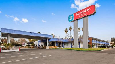 SureStay Plus Hotel by BW Cal Expo