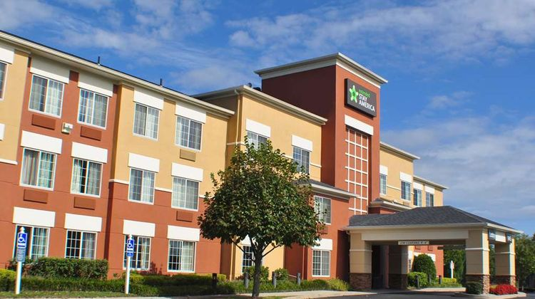 Extended Stay America Stes Shelton Fairf Exterior