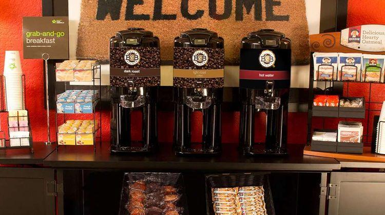 Extended Stay America Stes Shelton Fairf Restaurant