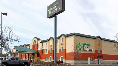 Extended Stay America Stes Findlay Tiffi