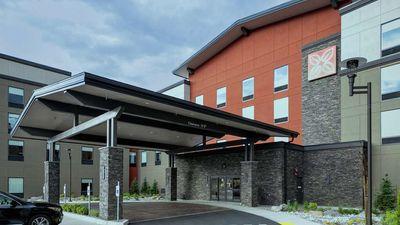 Hilton Garden Inn Wenatchee